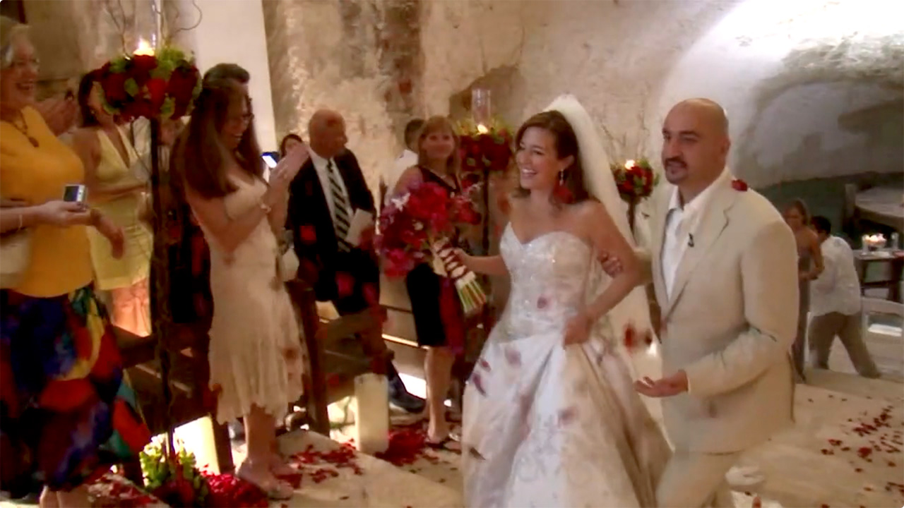 Still shot from episode 32